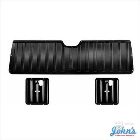 Tailgate Inner Panel 3Pc Set. (Os1) A