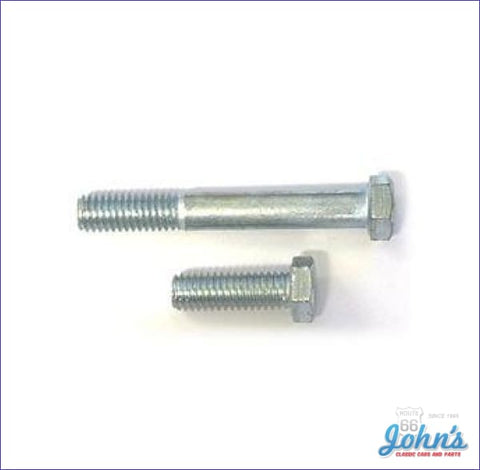 Thermostat Housing Bolt Kit With L79 Tr Stamped Bolts A X