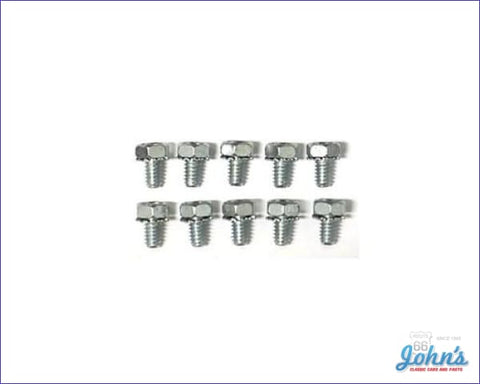 Timing Chain Cover Bolt Kit Sb Or Bb Correct Style A F2 X F1