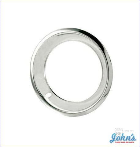 Trim Ring Each - For 15 X 8 Or 10 Rally Wheel. A F2 F1