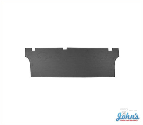Trunk Divider Board For Coupe. (Os3) A