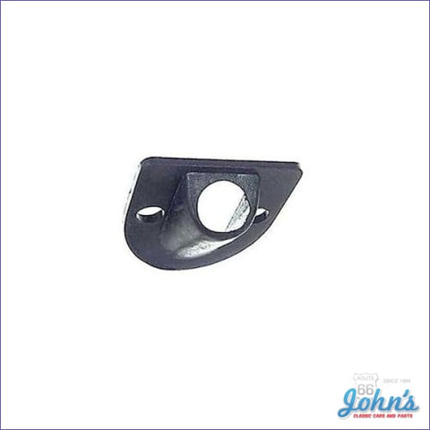 Trunk Lock Bezel Gasket. Gm Licensed Reproduction. F2