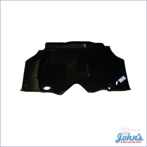 Trunk Pan - 1 Piece. 58 W X 39 L (Truck) F2