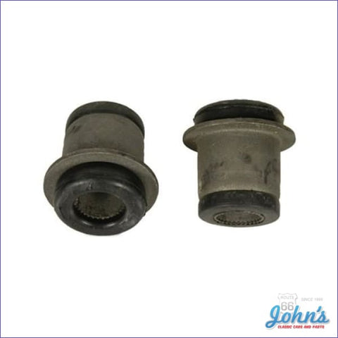 Upper Control Arm Bushings Pair. Correct Style. Gm Licensed Reproduction. A X F1