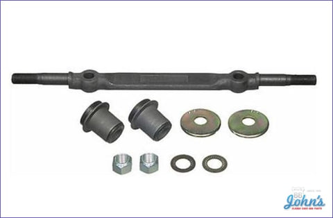 Upper Control Arm Shaft Kit With Bushings. F2