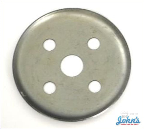 Water Pump Pulley Reinforcement Plate Sb & Bb With Short Wp A X F1