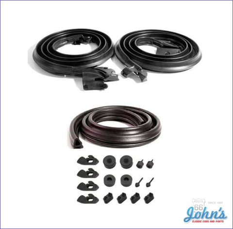 Weatherstrip Kit Basic Kit A