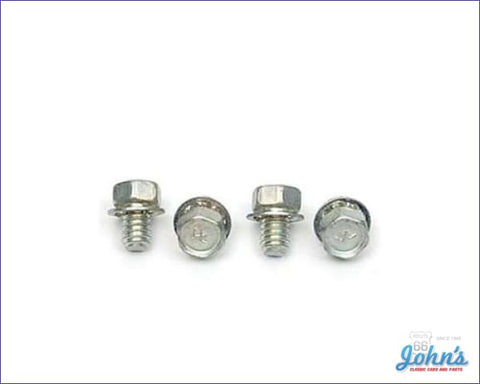 Wheel Cylinder Mounting Hardware Kit 4Pc. A F2 X F1