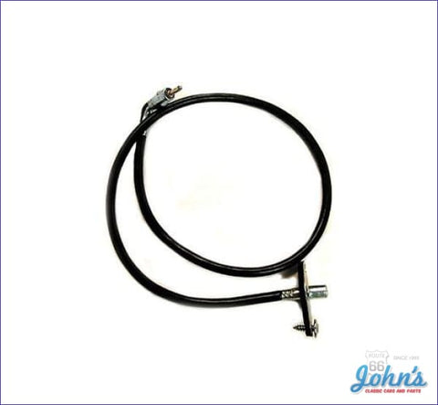 Windshield Antenna Lead Wire. X F2 X A