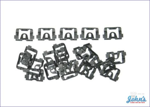 Windshield Molding Clip Kit - 22Pc. F2
