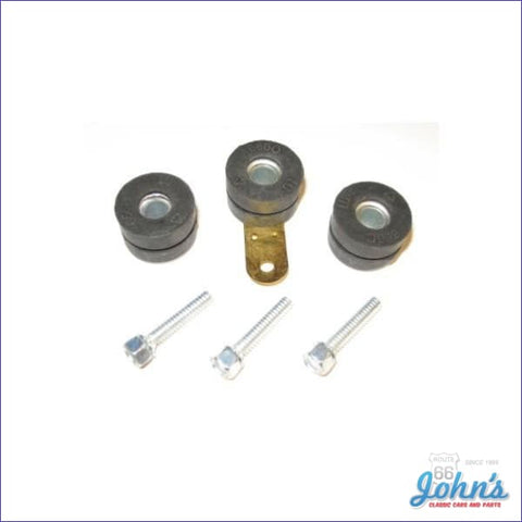 Windshield Wiper Motor Grommet Kit. X F1 A