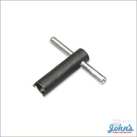 Wiper Switch Retainer Nut Tool. A