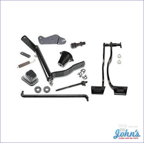 Z-Bar Kit Big Block With Pedal Assembly. F1