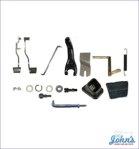 Z-Bar Kit With Clutch And Brake Pedal Assembly For Sb A