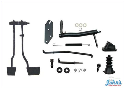 Z-Bar Kit With Pedal Assembly Sb Or Bb. F2