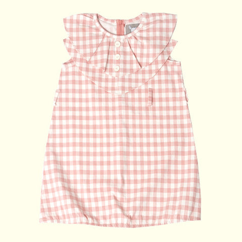 from the Little Runway : LOVE Dress #baby pink