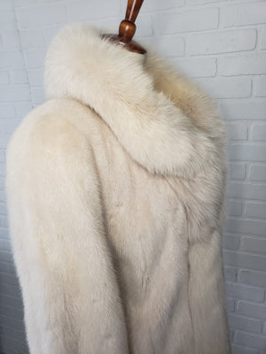 Captial Furs Blond Mink & Fox
