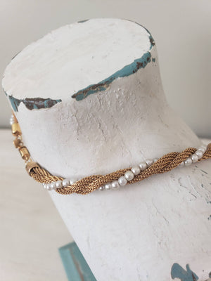 Vintage Act II Necklace