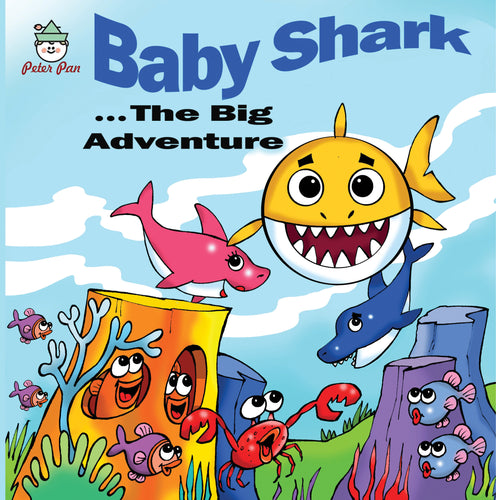 Baby Shark . . . The Big Adventure with Word-for-Word MP3 Download