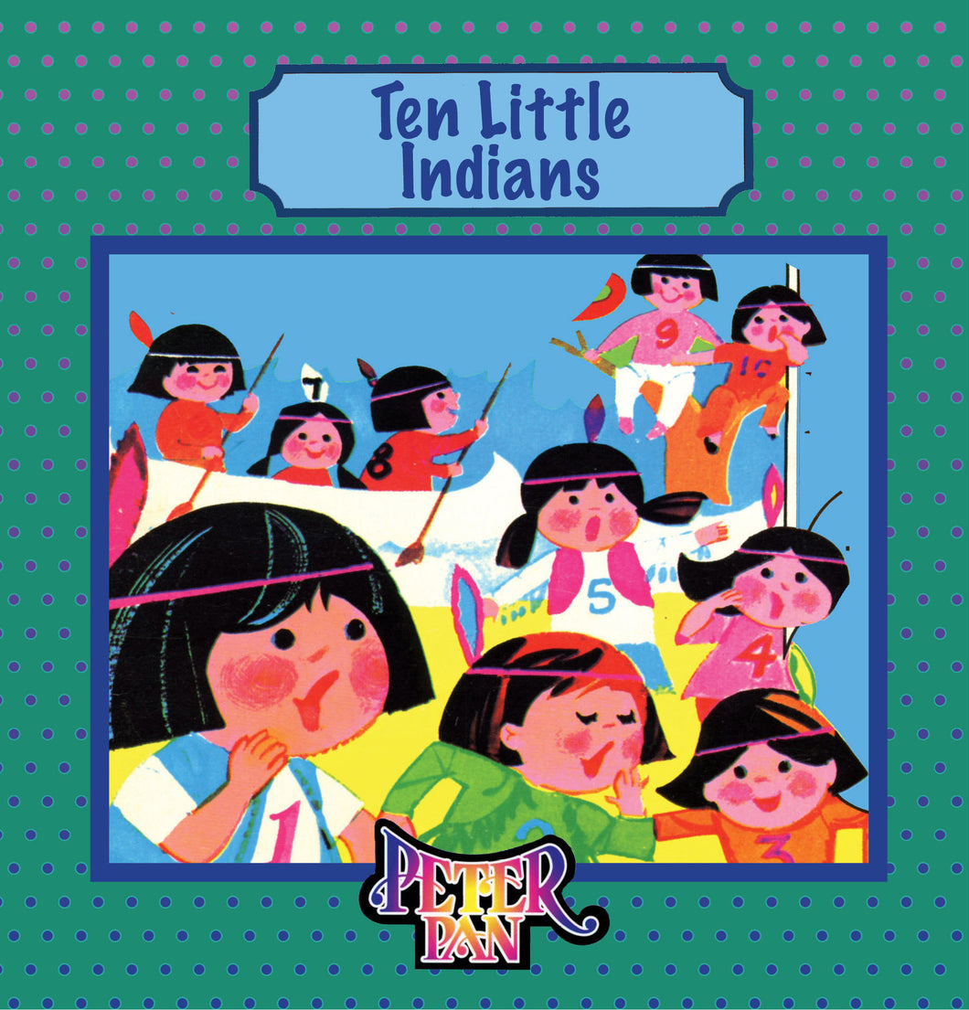 Ten Little Indians with Word-for-Word  MP3 Download