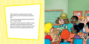 A Special Party—A Book About Respecting Others