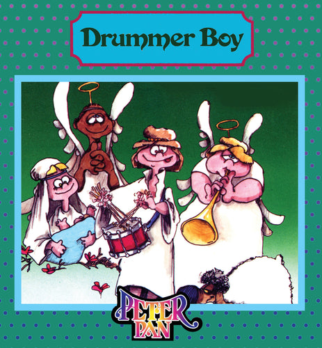 Drummer Boy with Word-for-Word  MP3 Download