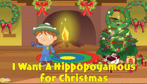 I Want A Hippopoyamous for Christmas
