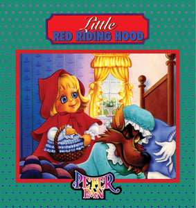 Little Red Riding Hood with Word-for-Word  MP3 Download