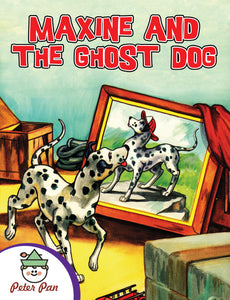 Maxine and the Ghost Dog