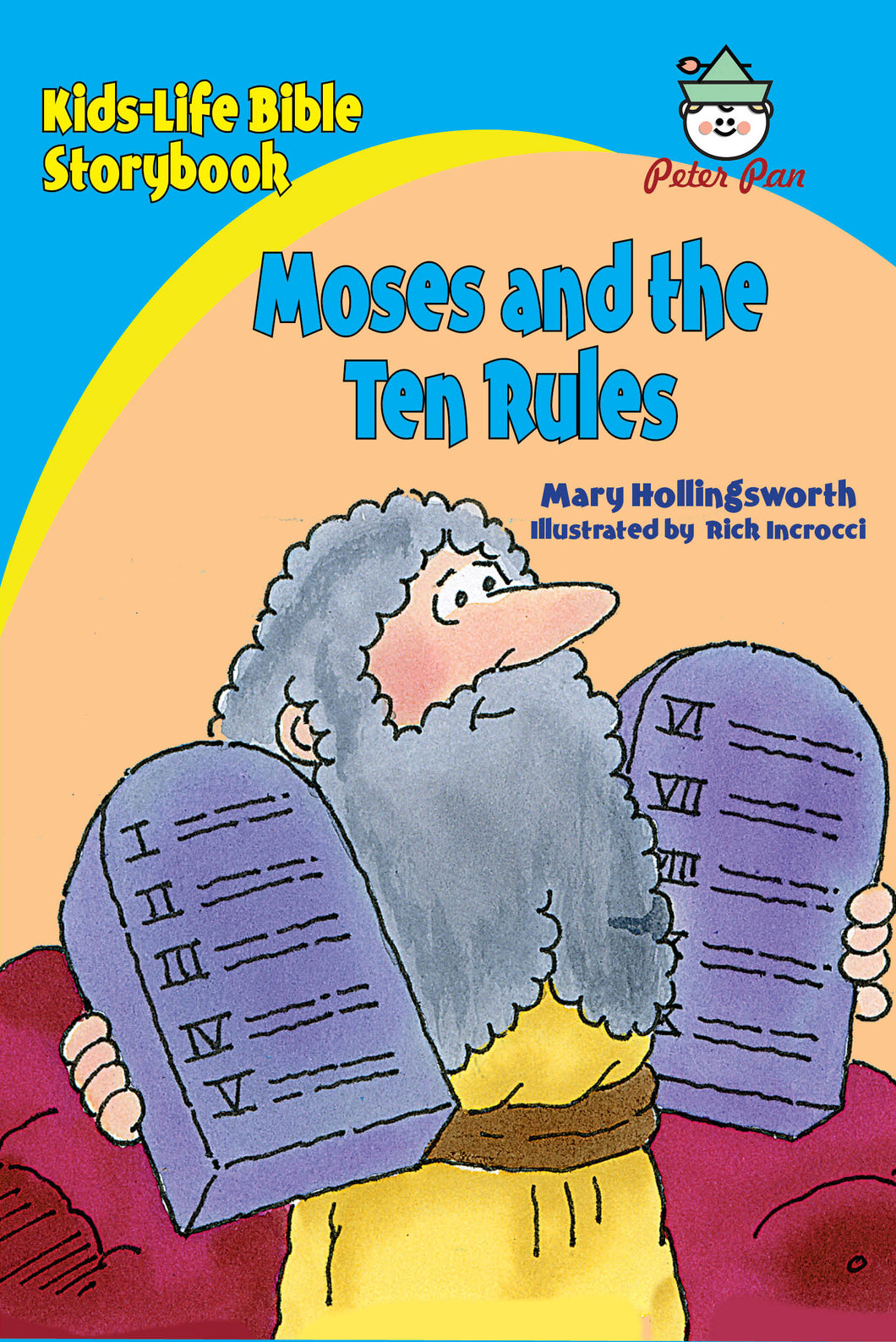 Moses and the Ten Rules