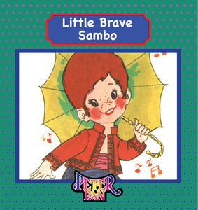 Little Brave Sambo with Word-for-Word  MP3 Download