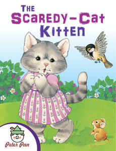 The Scaredy-Cat Kitten