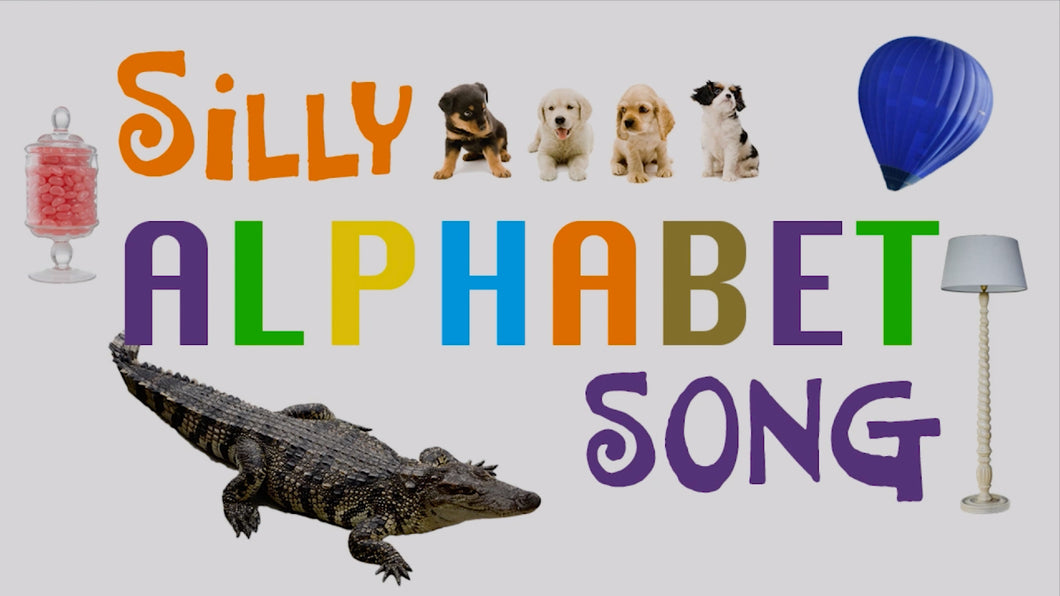 Silly Alphabet Song