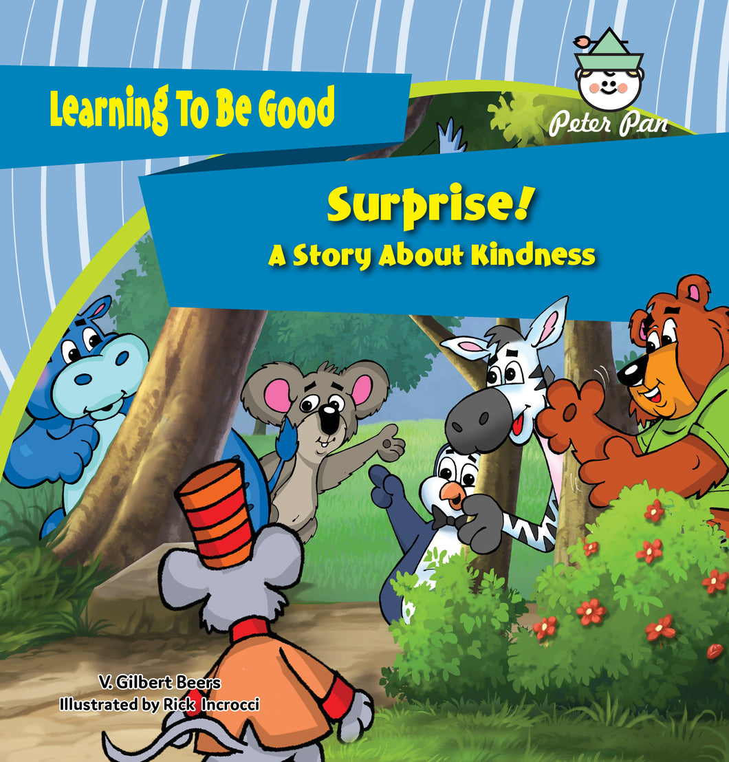 Surprise!—A Story About Kindness