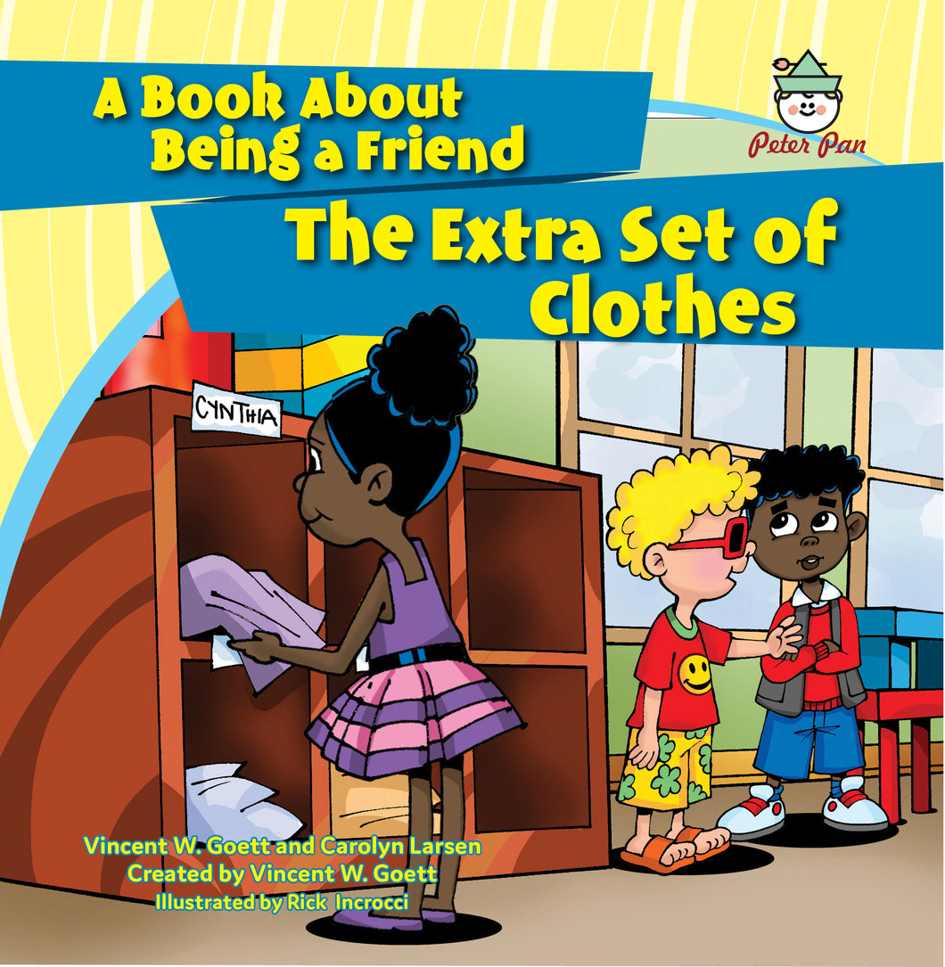 The Extra Set of Clothes—A Book About Being a Friend