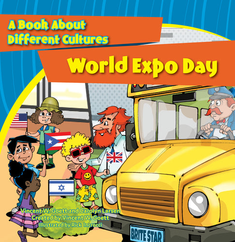 World Expo Day—A book About Different Cultures