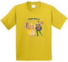 Load image into Gallery viewer, Cinderella T Shirt
