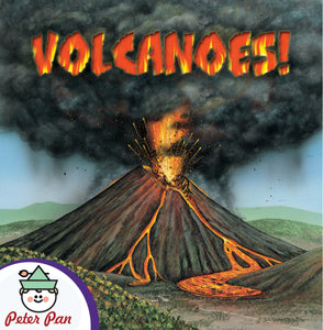 Know It All—Volcanoes
