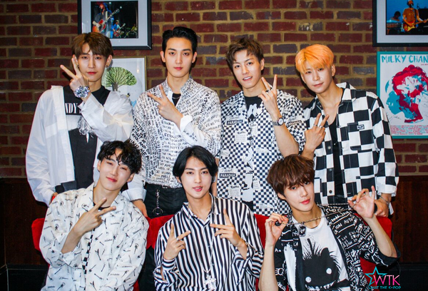 VAV Opens Up During First U S  Tour – BUY KPOP MERCH