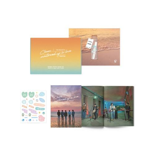 [PRE-ORDER] Negentropy BEHIND PHOTO BOOK OFFICIAL MERCHANDISE