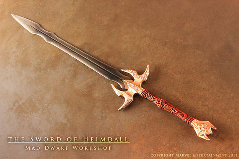 norse mythology weapons