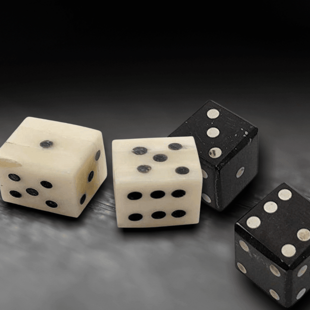 Bone & Horn Gaming Dice
