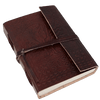 Genuine Leather Journal - Embossed Tree of Life
