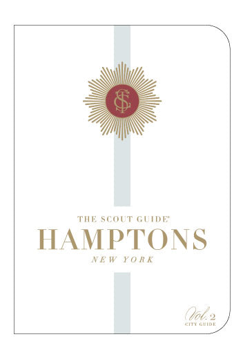 The Scout Guide Hamptons