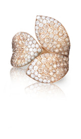 Giardini Segreti Diamond Ring