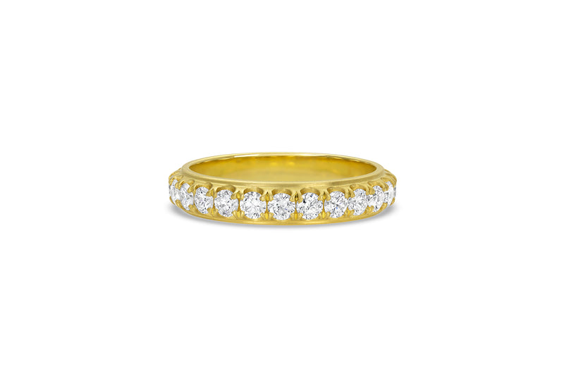 Amani Ring - Signature Diamond Eternity