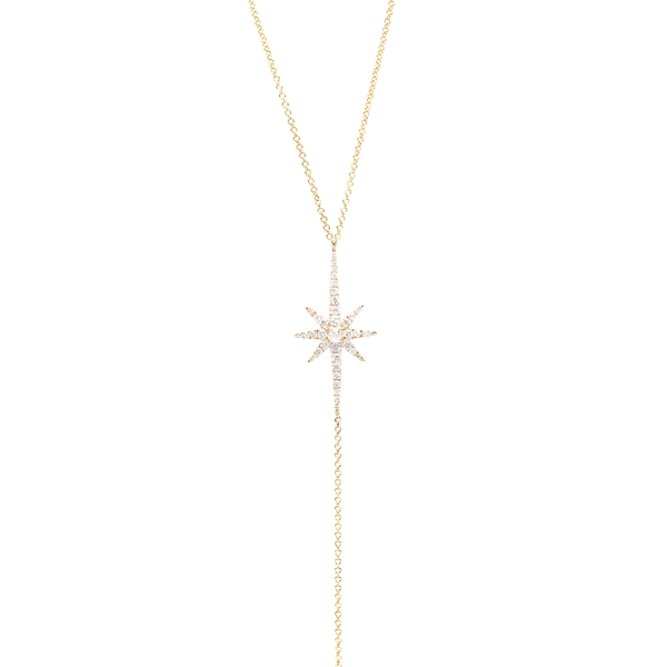 Y-Starburst Necklace