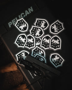 BEC Badge Stickers