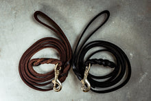 Load image into Gallery viewer, BEC K9 Leather Leash