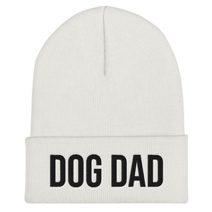 Dog Dad Beanie